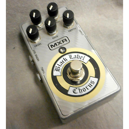 MXR Black Label Chorus Effect Pedal