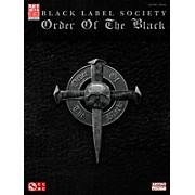 Cherry Lane Black Label Society: Order Of The Black Guitar Tab Songbook