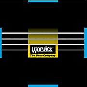 Warwick Black Label Stainless Medium 4-String Bass Strings