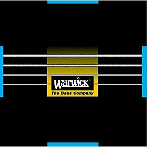 Warwick Black Label Stainless Medium 4 String Bass Strings