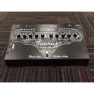 Pre-owned Taurus Black Line Battery Powered Amp