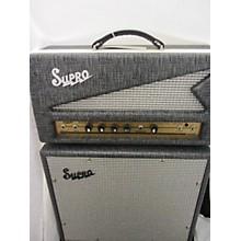 Supro Black Magic Guitar Stack