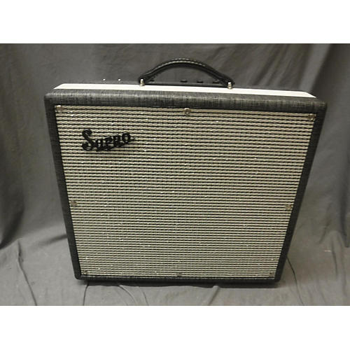 used supro black magick 1695t tube guitar combo amp guitar center. Black Bedroom Furniture Sets. Home Design Ideas