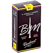 Vandoren Black Master Traditional Bb Clarinet Reeds