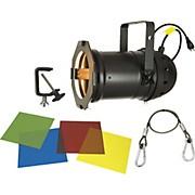American DJ Black PAR 56 Can with Lamp
