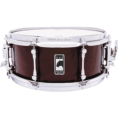 Mapex Black Panther Cherry Bomb Snare Drum 13 x 5.5 in.