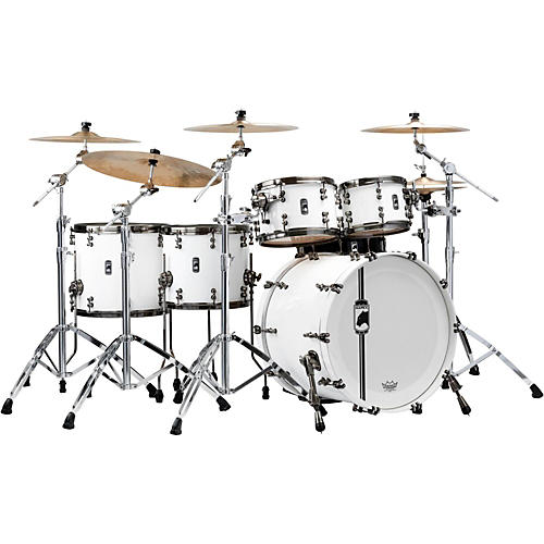 Mapex Black Panther Limited Edition White Widow 5-Piece Shell Pack-thumbnail