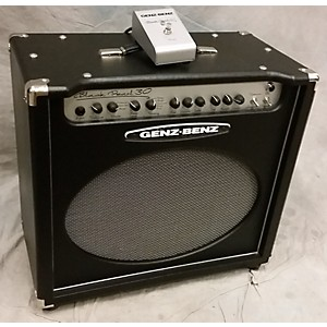Pre-owned Genz Benz Black Pearl 30 1x12 Tube Guitar Combo Amp by Genz Benz