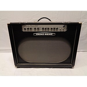 Pre-owned Genz Benz Black Pearl 30 2X12 Tube Guitar Combo Amp
