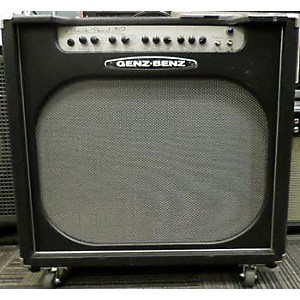 Pre-owned Genz Benz Black Pearl 30 310 Tube Guitar Combo Amp