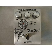 Rocktron Black Rose Octaver Effect Pedal