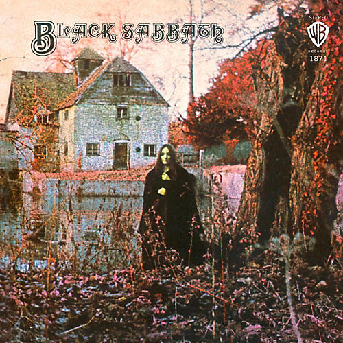WEA Black Sabbath - Deluxe Edition 2CD