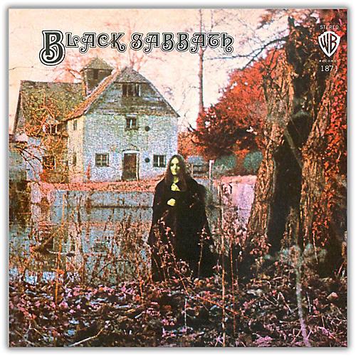 WEA Black Sabbath - Deluxe Edition 2LP 180 Gram Vinyl