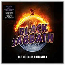 Black Sabbath - The Ultimate Collection Vinyl 4LP
