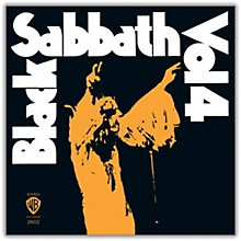 Black Sabbath - Vol. 4 - 180 Gram Black Vinyl LP