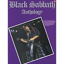 Music Sales Black Sabbath Anthology Guitar Tab (Book)