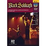 Hal Leonard Black Sabbath Guitar Play-Along Series Volume 15 DVD