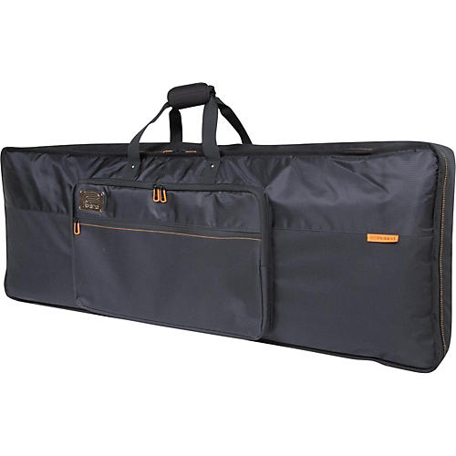 Roland Black Series Keyboard Bag with Backpack Straps - Deep-thumbnail