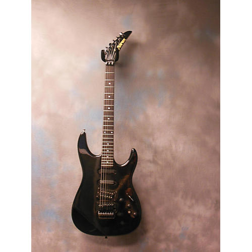 Kramer Black Solid Body Electric Guitar
