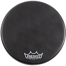 Remo Black Suede PowerMax Marching Bass Drumhead