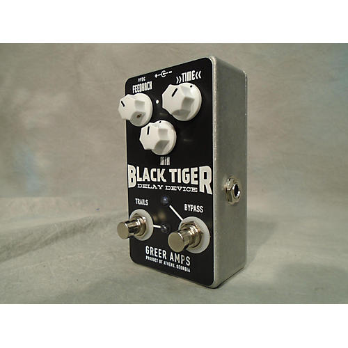 In Store Used Black Tiger Effect Pedal