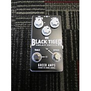 Greer Amplification Black Tiger Effect Pedal