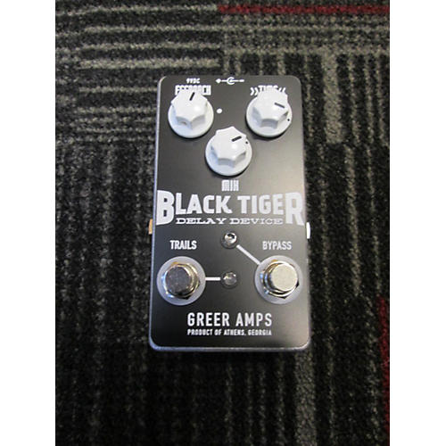Greer Amplification Black Tiger Effect Pedal-thumbnail
