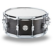 PDP Black Wax Maple Snare Drum