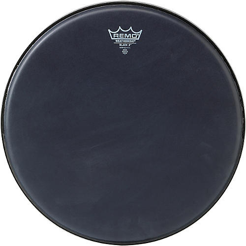 Remo Black X Batter Drumhead 13 in.