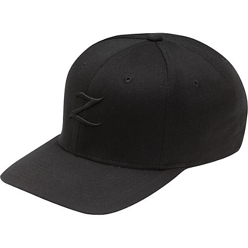 Zildjian Black on Black Stretch-Fit Cap