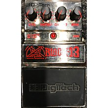 Digitech Black13 Effect Pedal