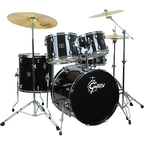 Gretsch Drums BlackHawk 5-Piece Drum Set-thumbnail