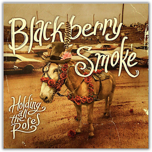 Universal Music Group Blackberry Smoke - Holding All the Roses Vinyl LP-thumbnail