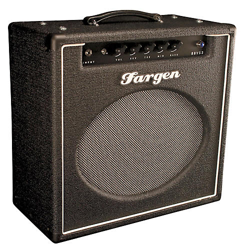 Fargen Amps Blackbird 40W 1x12 Tube Guitar Combo Amp Black