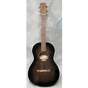 Bedell Blackbird Vegan Parlor Acoustic Electric Guitar