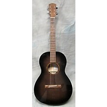 Bedell Blackbird Vegan Parlor Acoustic Electric Guitar