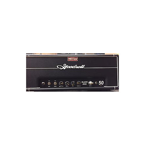 Goodsell Blackdog 50 Tube Guitar Amp Head