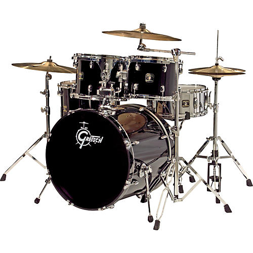 Gretsch Drums Blackhawk 5-piece Standard Drum Set with 22