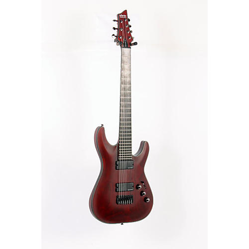 Schecter Guitar Research Blackjack ATX C-7 7 String Electric Guitar-thumbnail