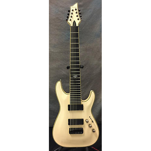 Schecter Guitar Research Blackjack ATX C8 Solid Body Electric Guitar Natural