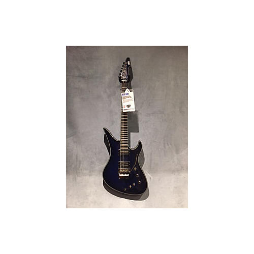 Schecter Guitar Research Blackjack Avenger Floyd Rose Solid Body Electric Guitar-thumbnail