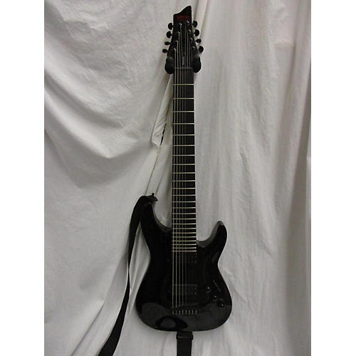 Schecter Guitar Research Blackjack C8 Nazgul/sentient Solid Body Electric Guitar