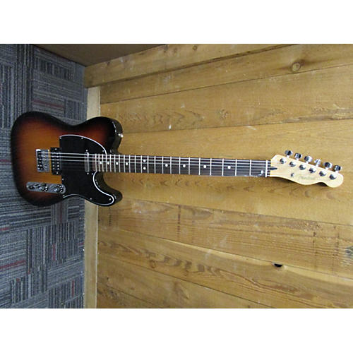 Fender Blacktop Bari Telecaster Solid Body Electric Guitar