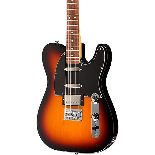 Fender Blacktop Baritone Telecaster Electric Guitar 3-Color Sunburst Rosewood Fingerboard