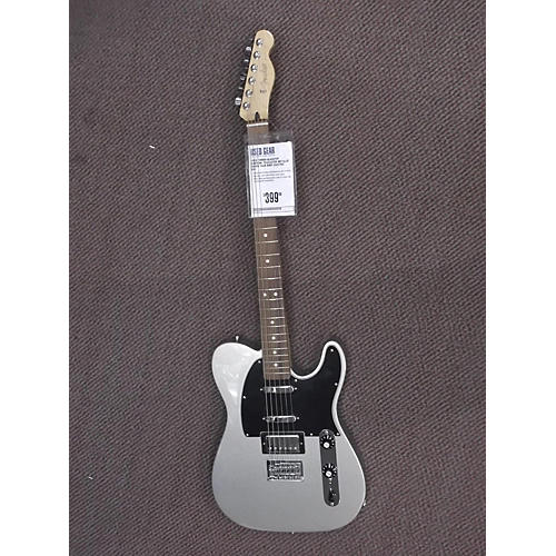 Fender Blacktop Baritone Telecaster Solid Body Electric Guitar-thumbnail