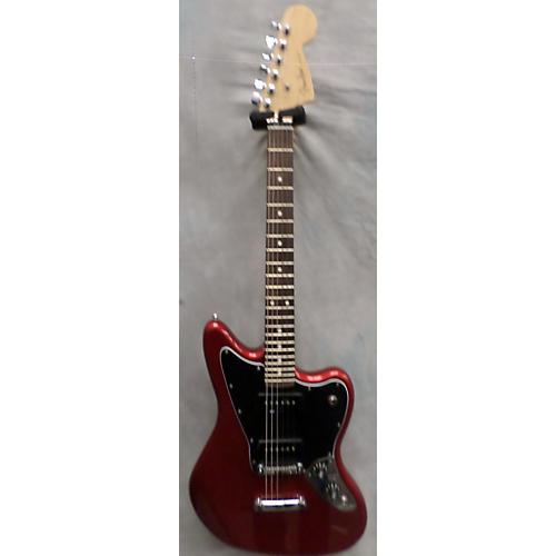 Fender Blacktop Jaguar B90 Solid Body Electric Guitar-thumbnail