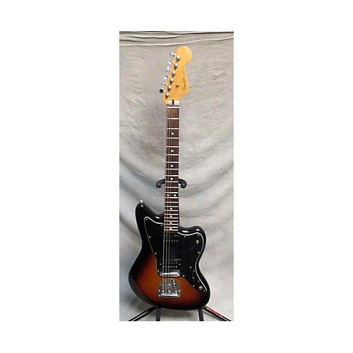 Fender Blacktop Jazzmaster Solid Body Electric Guitar-thumbnail