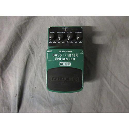 Behringer Ble100 Bass Effect Pedal-thumbnail