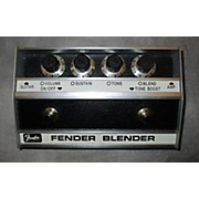 Fender Blender Effect Pedal