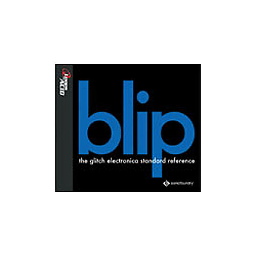 Sony Blip: The Glitch Electronica Standard Reference ACID CD